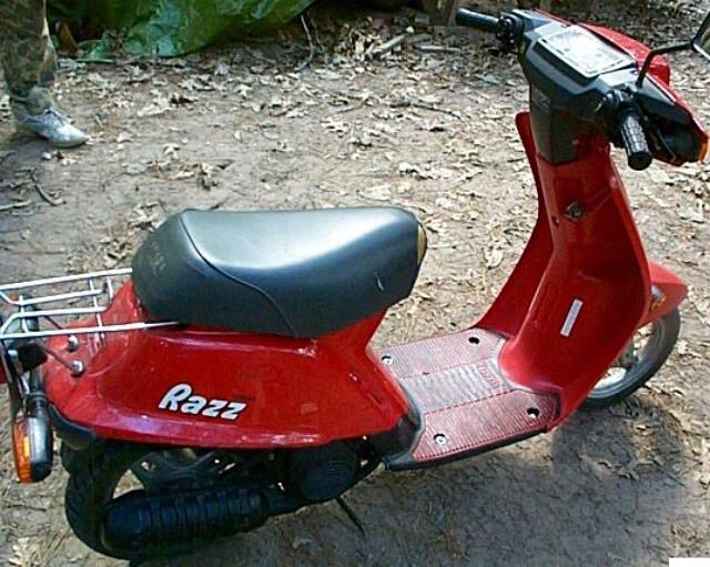 Wanted cheap gas scooter central nanaimo parksville for Cheap gas motor scooters