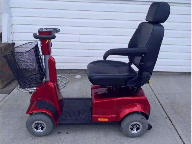 Fortress 1700DT Mobility Scooter