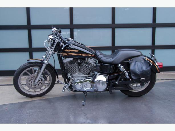 2005 Dyna Harley Davidson