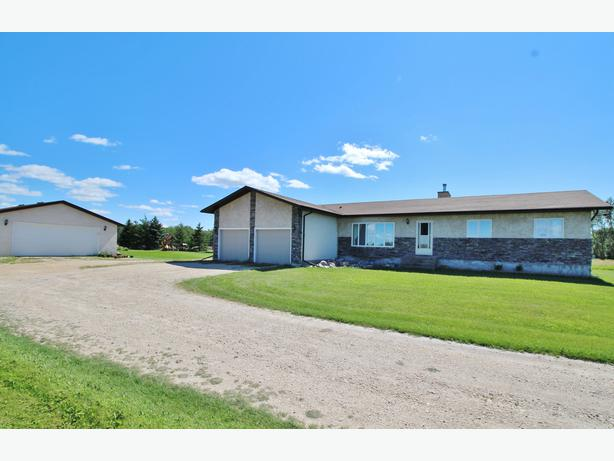Sprawling Ranch Style Bungalow On 3 Acres Outside