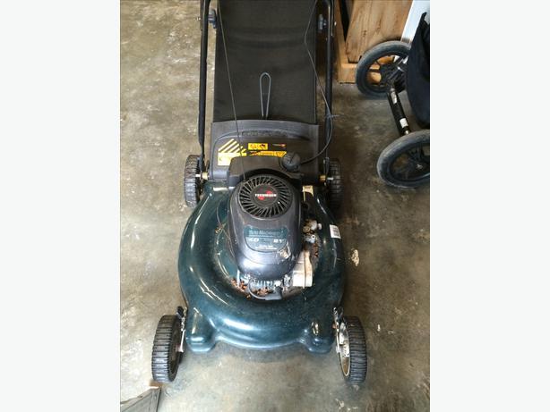 yard machine mower blades