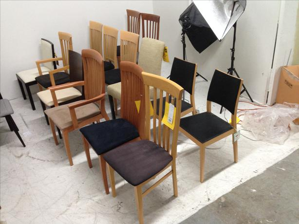 Dining chairs random assortment coquitlam incl port