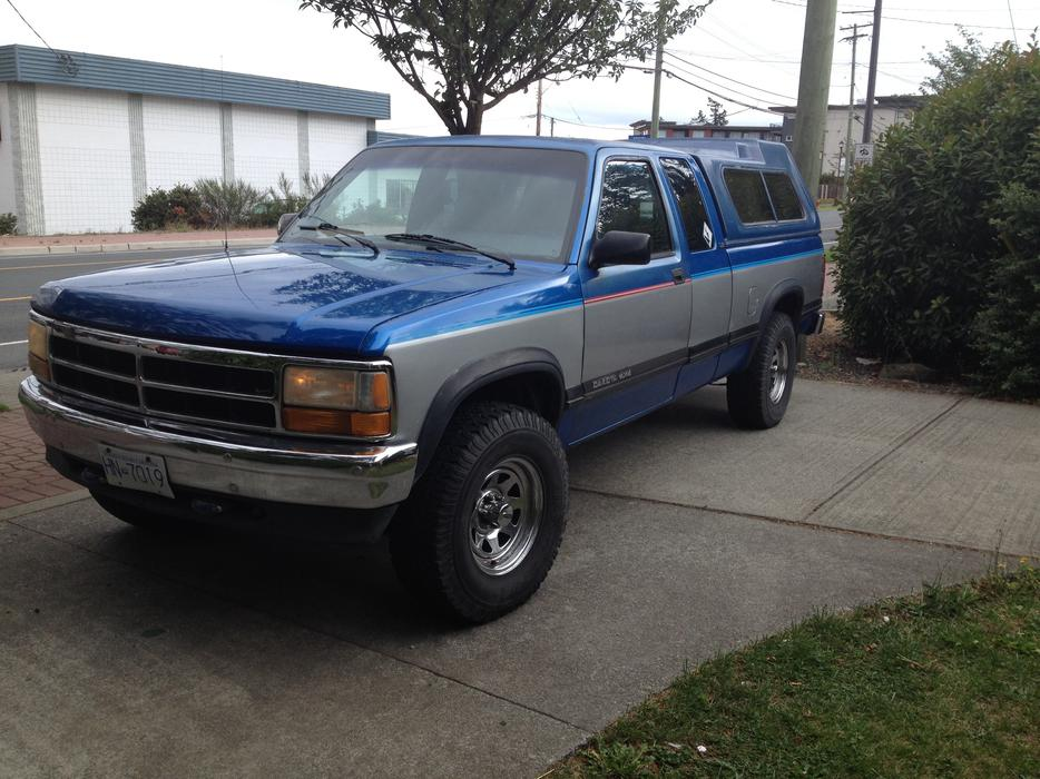 1993 Dodge Dakota 4x4 West Shore  Langford Colwood