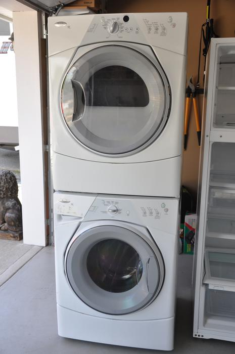 Whirlpool Duet Stacking Washer Amp Dryer North Nanaimo