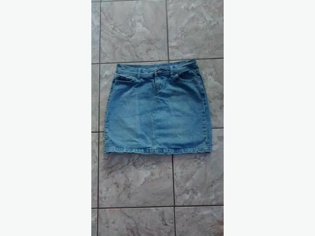 Ladies Bluenotes Jean Skirt - Size 28