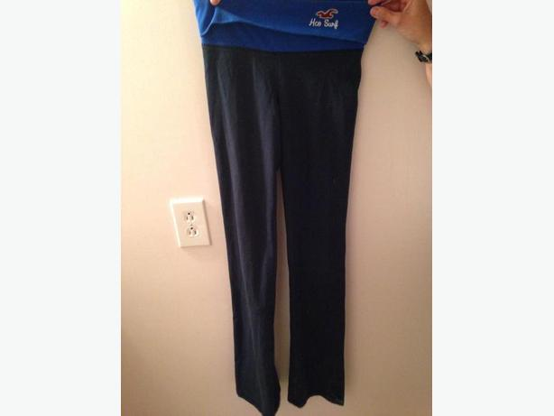Hollister Yoga Pants - Navy