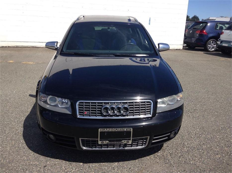 2005 Audi S4 Rare Avant Quattro 6spd Manual North