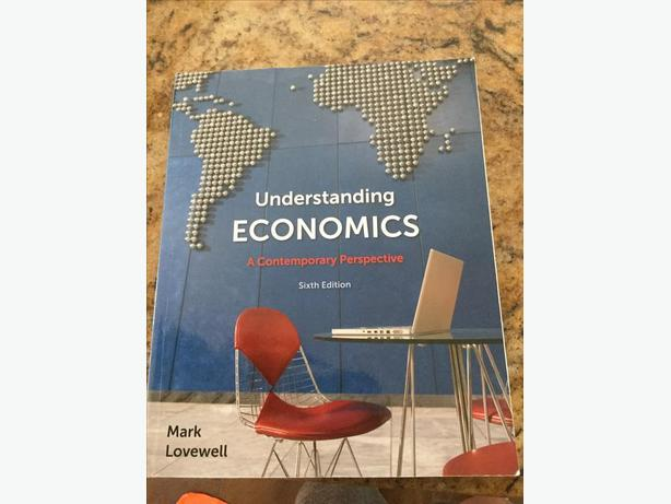 Understanding Economics Sixth Edition Textbook
