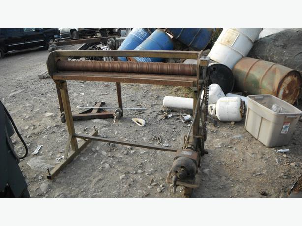 Rv Repair Equipment Aluminum Profile Roller For Rv