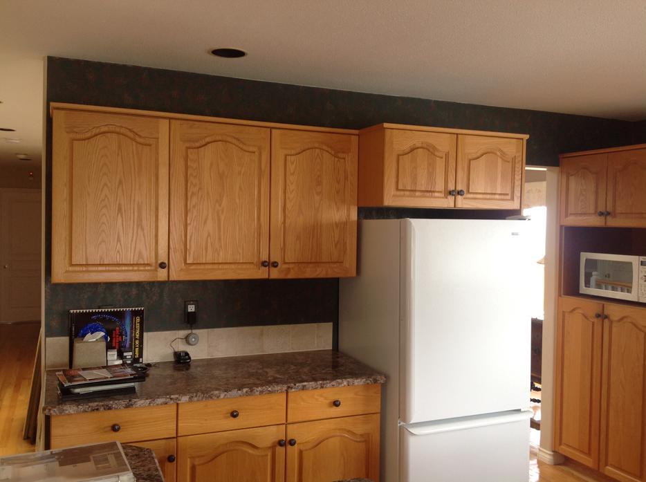 Kitchen cabinet refacing door replacing nanoose bay nanaimo for Kitchen cabinets kamloops