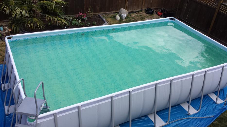 Coleman 22 39 X 12 39 Pool South Nanaimo Parksville Qualicum Beach Mobile