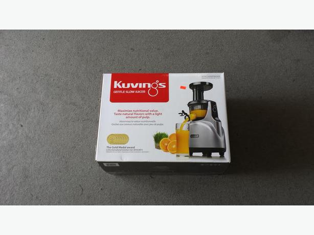 Kuvings Gentle Slow Juicer Review : BRAND NEW KUvINGS JUICER Osgoode, Ottawa