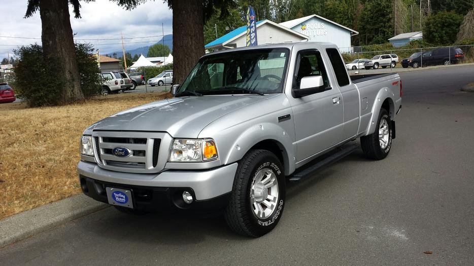 2011 ford ranger 4x4 sport one owner clean outside nanaimo nanaimo mobile. Black Bedroom Furniture Sets. Home Design Ideas