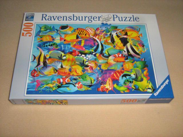 RAVENSBURGER JIGSAW PUZZLE Gloucester, Ottawa