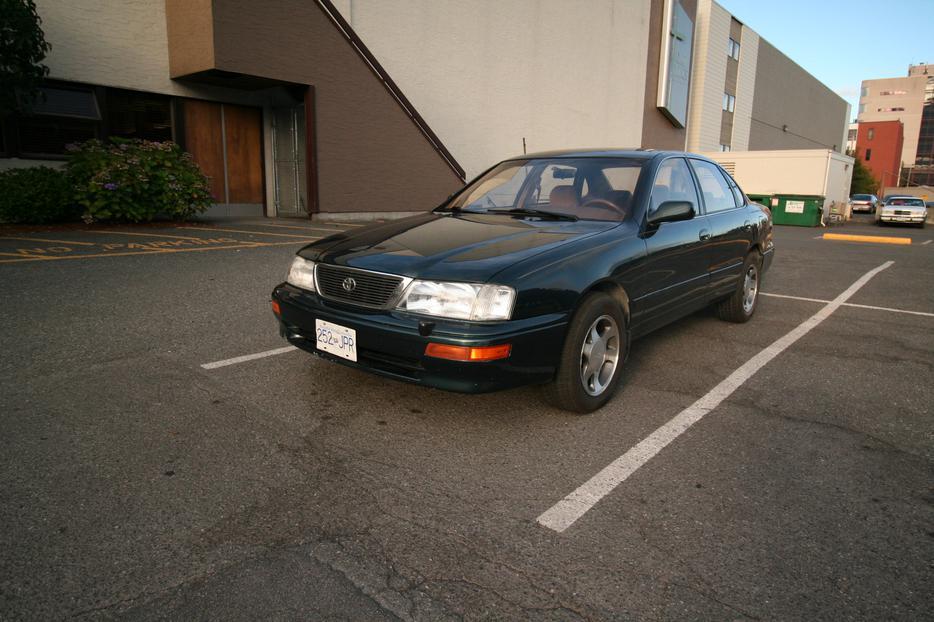 1995 Toyota Avalon Victoria City Victoria Mobile