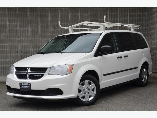 2011 dodge grand caravan cargo van outside victoria victoria. Black Bedroom Furniture Sets. Home Design Ideas