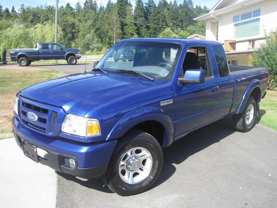 2006 ford ranger sport supercab 4 door 2wd outside nanaimo nanaimo mobile. Black Bedroom Furniture Sets. Home Design Ideas
