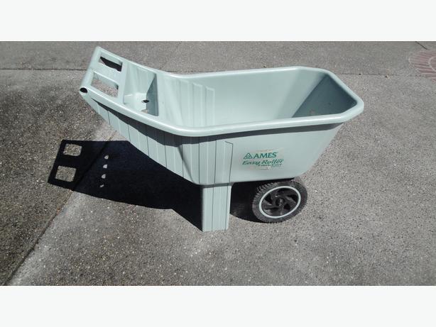 Ames Easy Roller Garden Cart