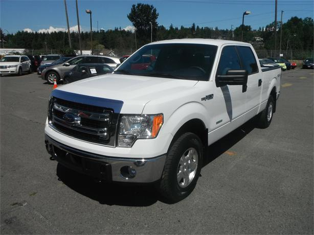 2013 ford f 150 ecoboost supercrew 5 5 ft bed 4wd burnaby incl new westminster vancouver. Black Bedroom Furniture Sets. Home Design Ideas