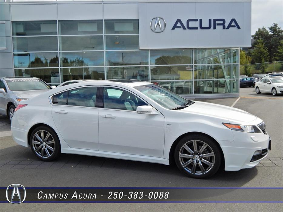 2014 acura tl a spec outside nanaimo nanaimo. Black Bedroom Furniture Sets. Home Design Ideas