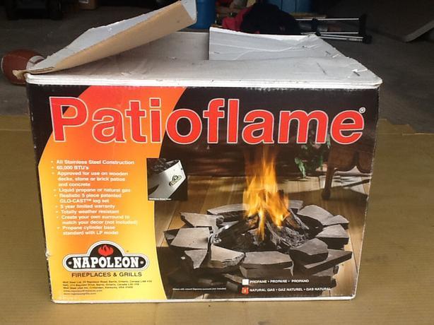 Napoleon Patio Flame Fire Pit