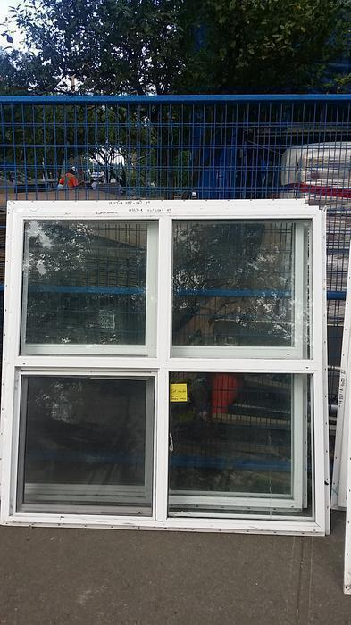 Greenhouse Suitable Vinyl Windows With Flange 54 5 X 54 5