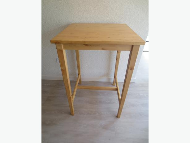 Table de bar ikea bjorkudden - Amazon table de bar ...
