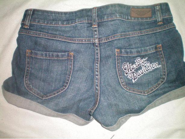 Womans Harley Davidson shorts