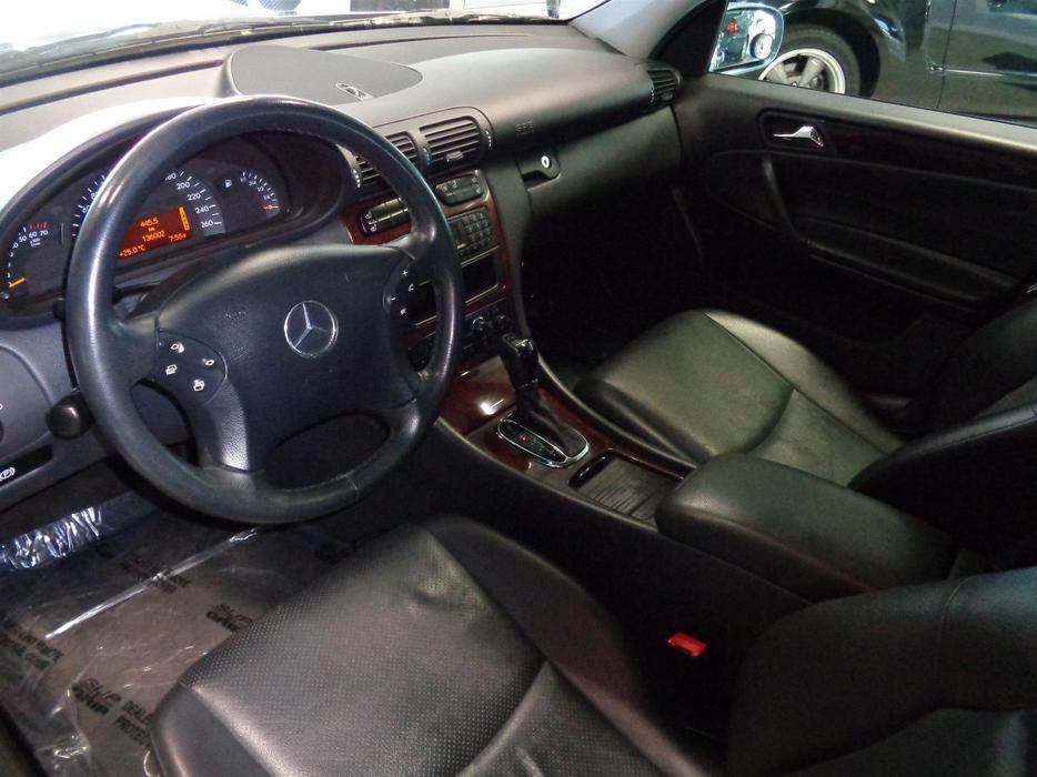 Price Slashed 01 Mercedes C240 Auto Like New Luxury Interior Leather 136k Victoria City