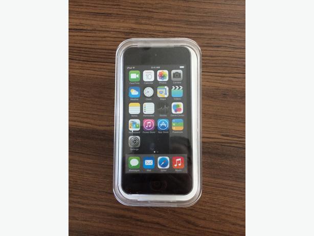 32GB Black iPod touch 5th generation South Nanaimo, Nanaimo