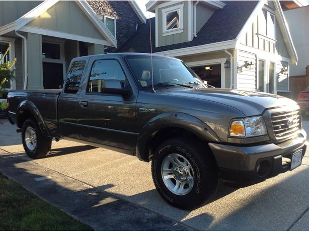 2008 ford ranger 56 400 km saanich victoria mobile. Black Bedroom Furniture Sets. Home Design Ideas