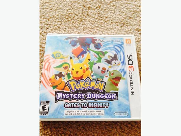 Pokemon 3DS game