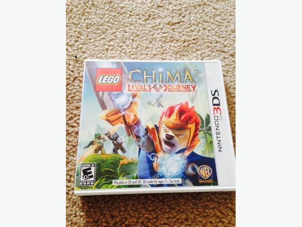 Lego Chima 3DS