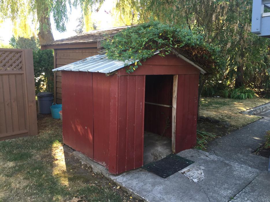 Garden shed oak bay victoria mobile Garden