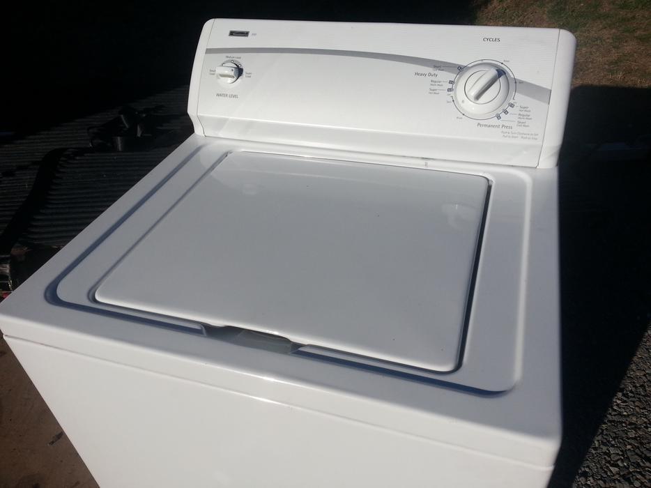 best washing machine large capacity