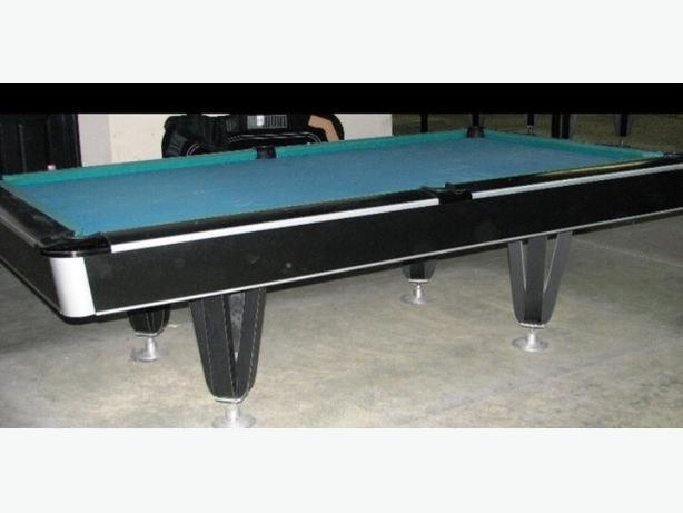 5x10 national snooker table north saanich sidney victoria for 10 x 5 snooker table