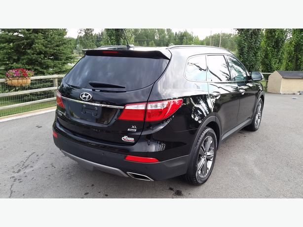 2014 hyundai santa fe xl awd limited other calgary area location calgary mobile. Black Bedroom Furniture Sets. Home Design Ideas