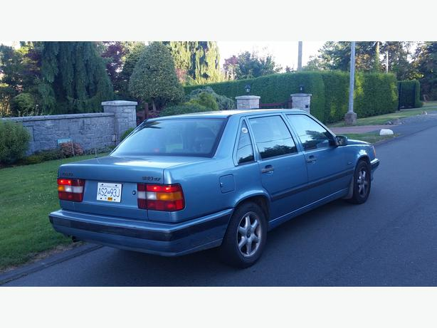 1993 volvo 850 glt outside nanaimo parksville qualicum beach. Black Bedroom Furniture Sets. Home Design Ideas