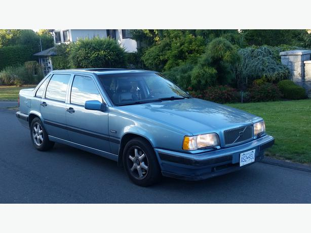 1993 volvo 850 glt outside nanaimo parksville qualicum. Black Bedroom Furniture Sets. Home Design Ideas