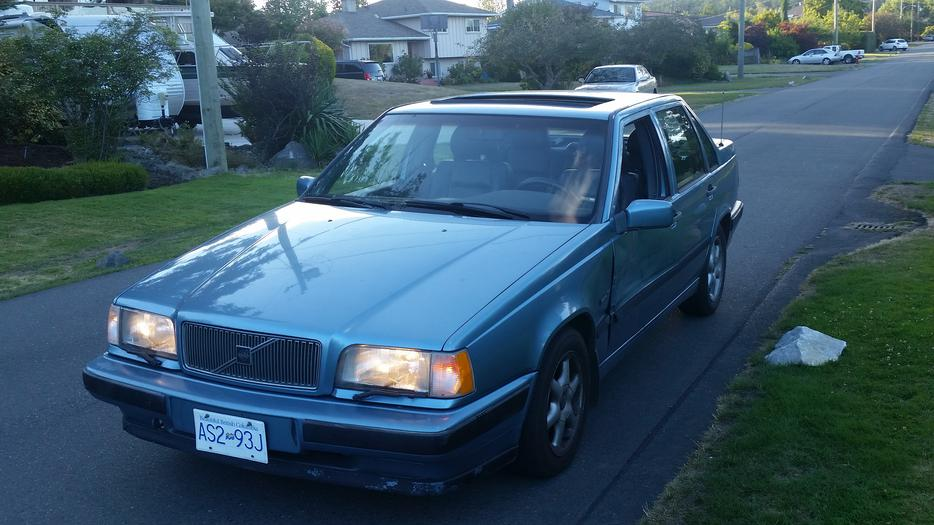 1993 volvo 850 glt outside nanaimo nanaimo mobile. Black Bedroom Furniture Sets. Home Design Ideas