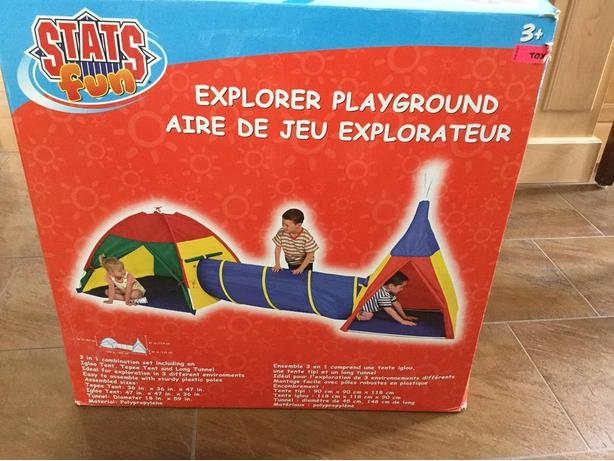 Stats Fun Explorer Playground