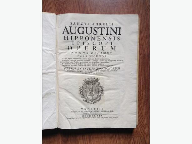 saint Augustine complete works