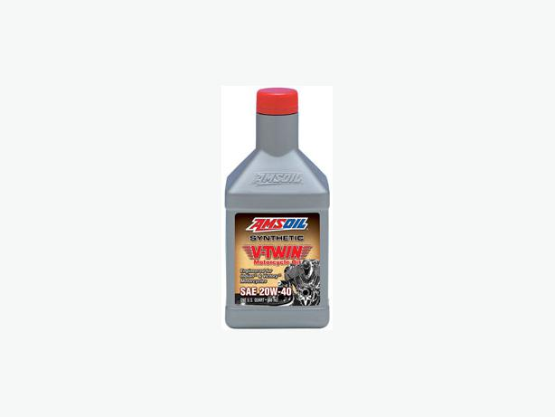 Amsoil Harley and Metric Synthetic Dealer