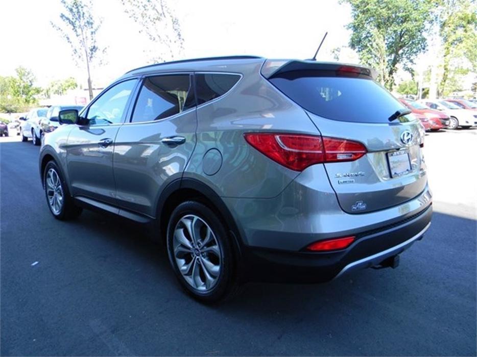 2014 Hyundai Santa Fe Se No Accidents Local Outside