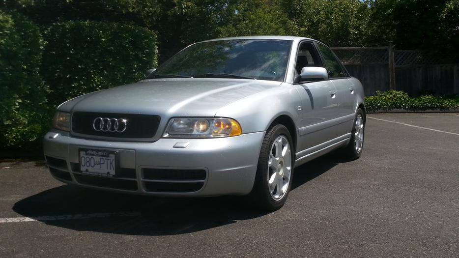 2001 Audi S4 Twin Turbo Victoria City Victoria