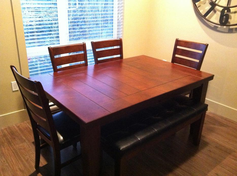 Dining table for sale vancouver island images used
