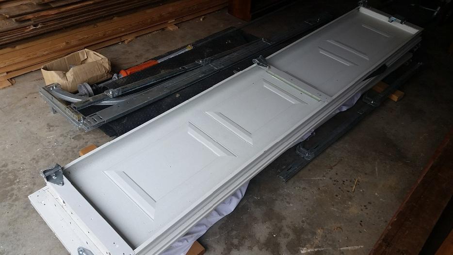 9x7 garage door duncan cowichan