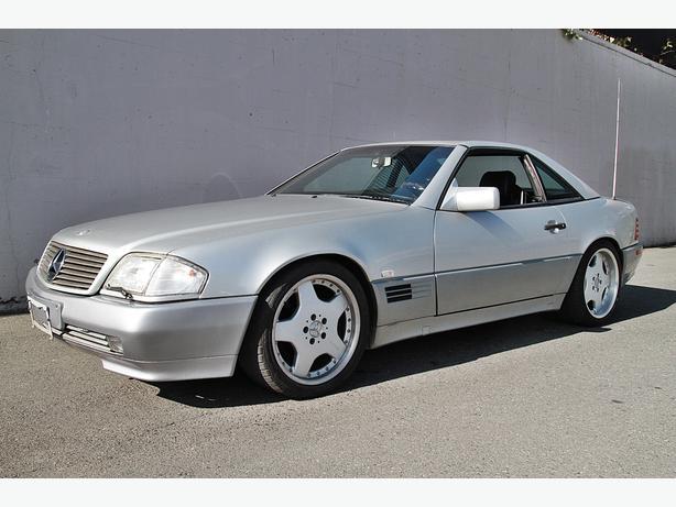 1991 mercedes benz sl500 outside comox valley courtenay comox for 1991 mercedes benz 500sl