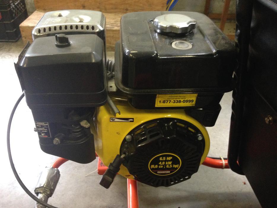 6 5 hp go kart saanich victoria for Go kart montreal exterieur
