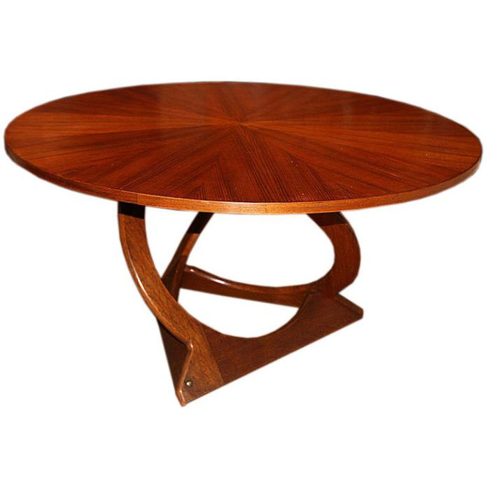 Current Offer: 650 Round Teak Coffee Table Victoria City
